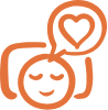 icona paziente felice